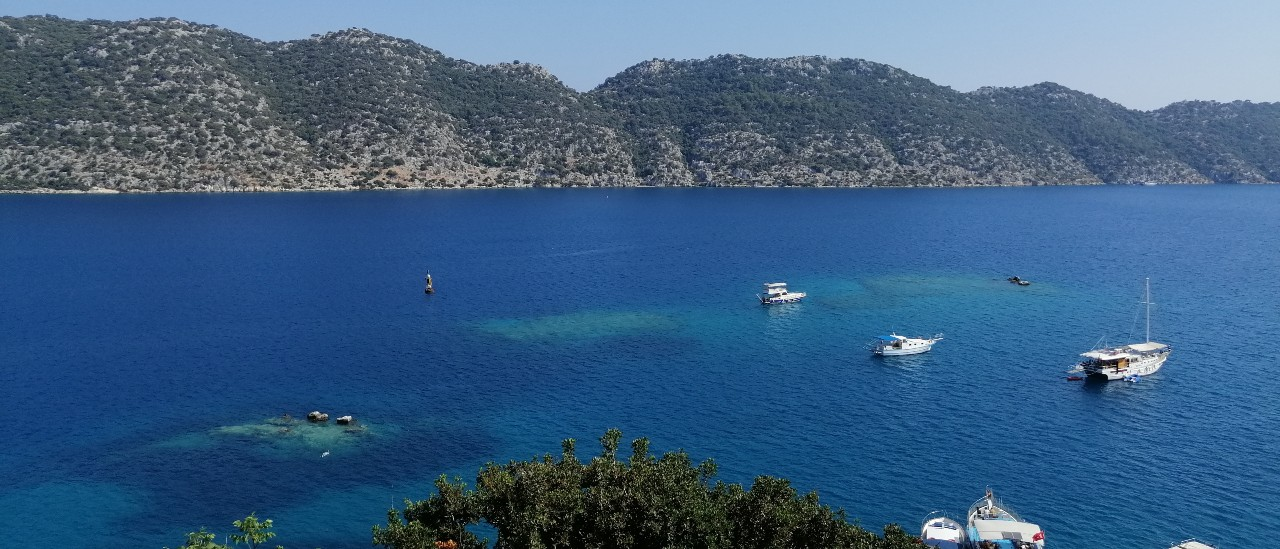 Day 6 Kekova Island to Demre