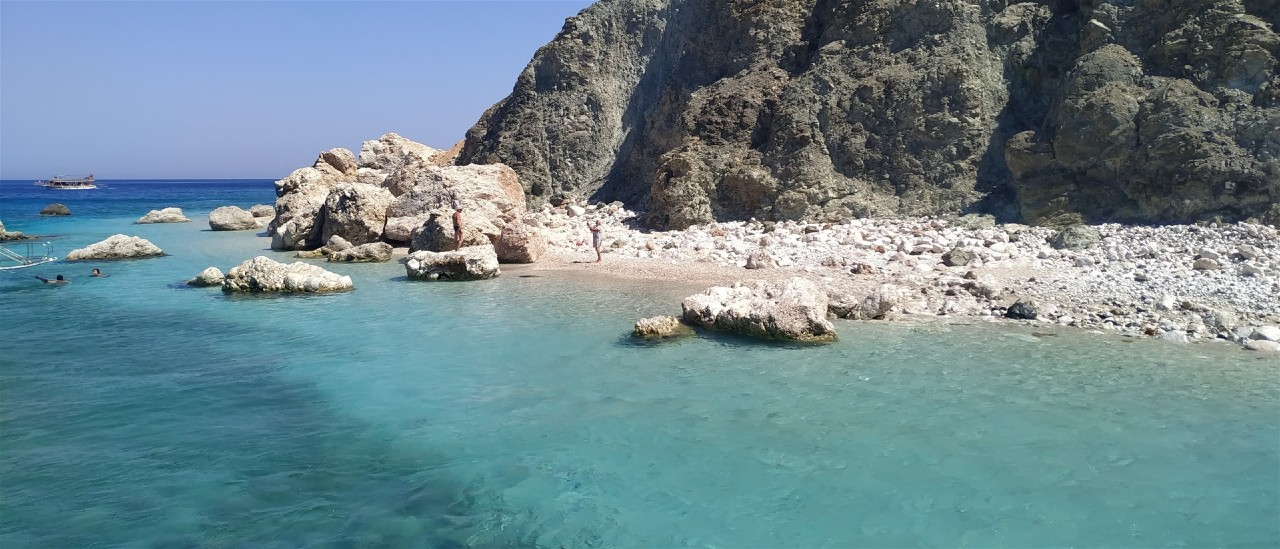 Day 7 Demre to Adrasan & Porto Ceneviz Bay