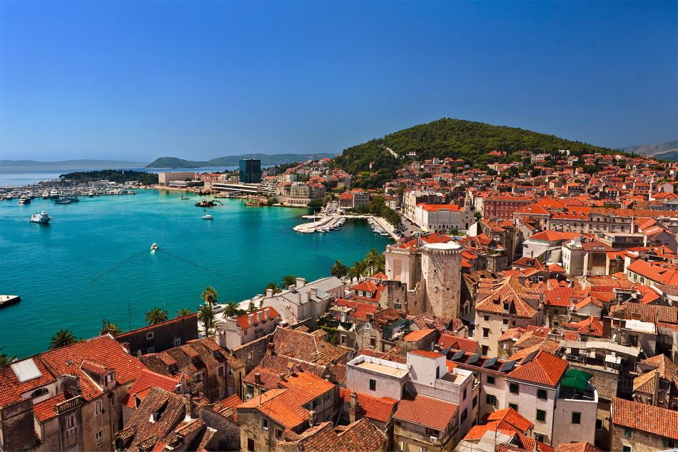 Montenegro & South Dalmatian coasts
